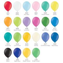 Balony reklamowe 12 cali z patyczkiem