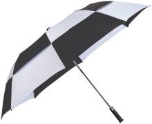 2-częściowy automatyczny parasol wentylowany Norwich o średnicy 30