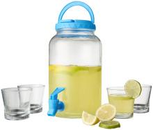 5-elementowy zestaw do serwowania drinków