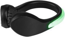 Klips obuwniczy Usain z diodką LED