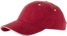 6-panelowa czapka typu sandwich Brent
